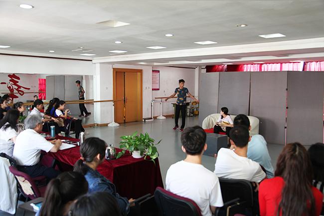 名校教授为北京星干线学生指导